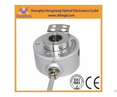 Hengxiang K50 Series Rotary Encoder Hole 6 14mm Revolution Up To 23040ppr
