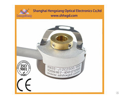 Hengxiang Ultra Thin Servo Motor Encoder With Thickness 18mm Abzuvw Phase