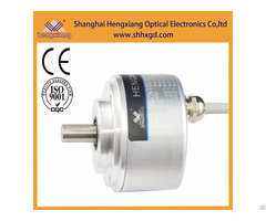 Hengxiang Absolute Encoder With Diameter 50mm Update To 12bit Gray Code