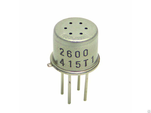 Tgs2600 Gas Sensor For The Detection Of Air Contaminants