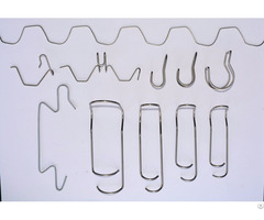 Fixture Parts For Greenhouse Tomato Hanger Hook Film Lock Wire