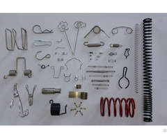Wire Forming Spring Of Hardware Parts