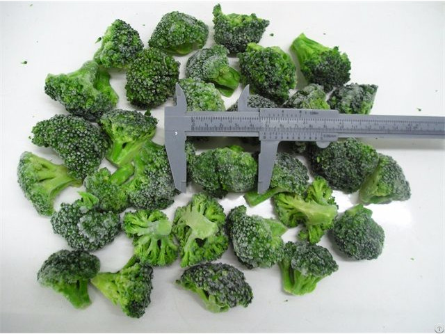 Frozen Broccoli 30 50mm