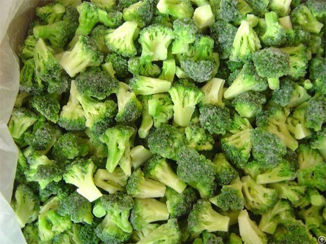 Frozen Broccoli20 40mm