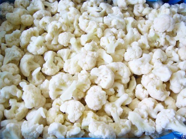 Frozen Cauliflower 20 40mm