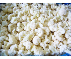 Frozen Cauliflower 20 40mm