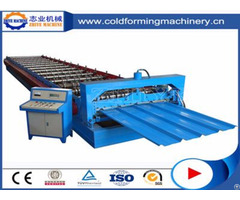 Automatic Roof Sheet Rolling Forming Machinery