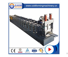 New Style Color Coated C Sectional Steel Purlin Forming Machinery