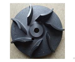 Casting Sg Iron Prodct Impeller