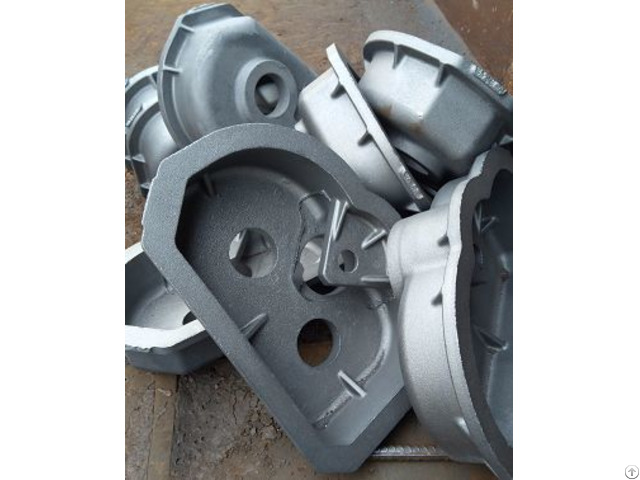 Casting Iron Prodct Shell