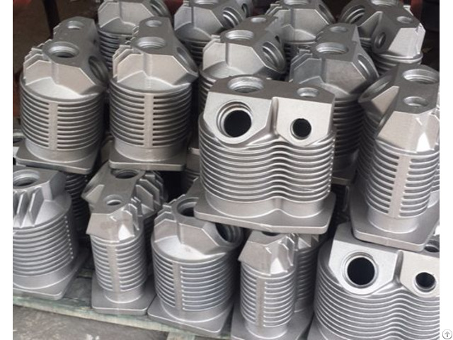 Casting Iron Prodct Exhaust
