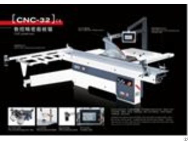Cnc 32ta Sliding Table Panel Saw