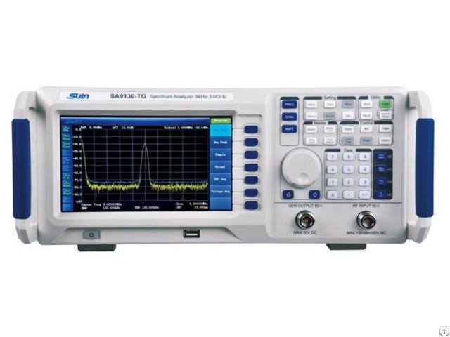 Spectrum Analyzers Sa9100