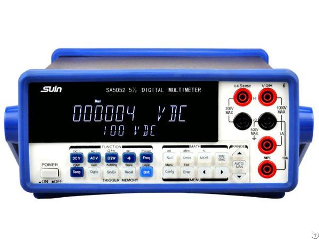 Digital Multimeter Sa5052