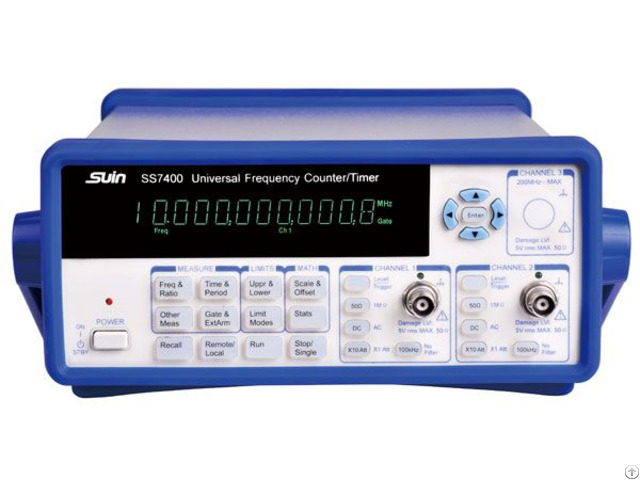 Counters Ss7400