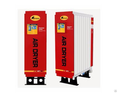 Modular Units Air Dryer A Series Data