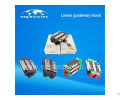 Pmi Linear Bearings Block Hiwin Rail Carriage
