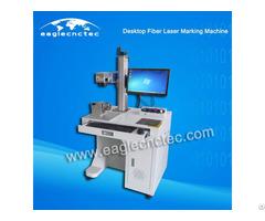 20w Fiber Laser Marking Nameplate Engraving Machine