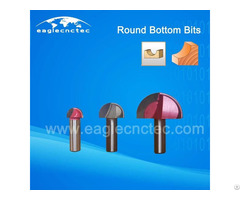 Round Bottom Cove Router Bit
