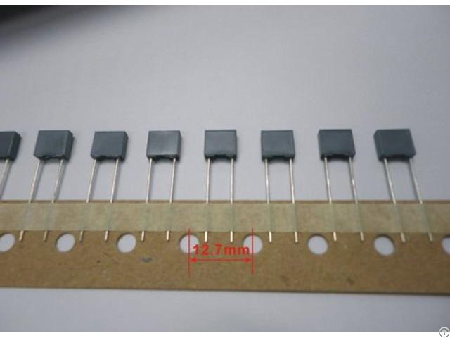 Jfj Mini Box Stacked Met Polyester Film Capacitor