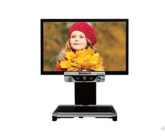 Aurora Hd 24 Widescreen Foldable Desktop Video Magnifier