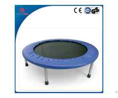 Createfun 36inch Kids Indoor Trampoline With Elastic Band