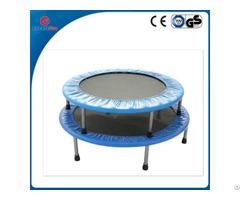 Createfun 40 Inch Mini Trampoline Blue