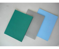Rubber Antistatic Mat Cleanroom Esd