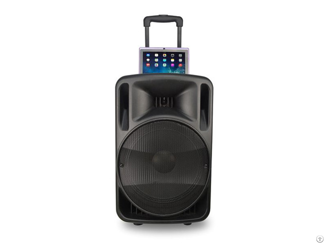 10inch Outdoor Trolley Bluetooth Speaker 60w