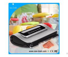 Sea Maid 220v Multi Functional Mini Cute Automatic Home Use Vacuum Packaging Machine