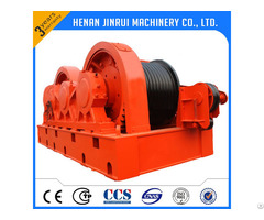 Electric Winch 5 Ton For Pulling Iron Mine Price