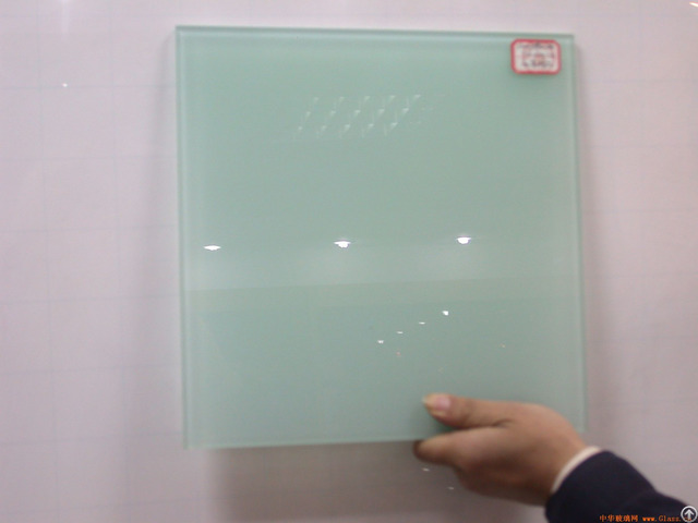 Selll The Gicc Csi Ce Certification Of Milkly Laminated Glass For Curtail Wall
