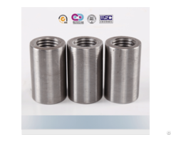 Rebar Coupler In Metal Building Materials Hebei China