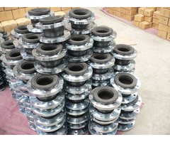 Rubber Expansion Joints Flange Type