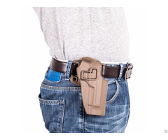 Beretta 92 M9 Holster Polymer Design With Quick Release Button