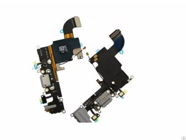 100% Tested Flex Cable For Iphone 6s Usb Charging Port With Mic