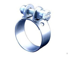 Din 3017 2 Hose Clamp