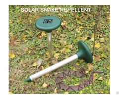 Solar Electronic Snake Repeller Sa 02