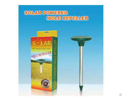 Solar Powered Mole Repeller Sa 01