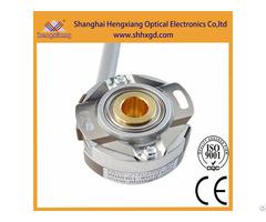 Hengxiang Kn40 Series External Diameter 40mm Thickness 20mm Hollow Shaft Servo Motor Encoder