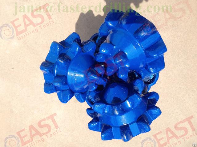 Steel Tooth Roller Cone Bit