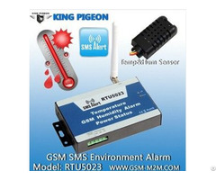 Low Cost Temperature Controller Rtu5023