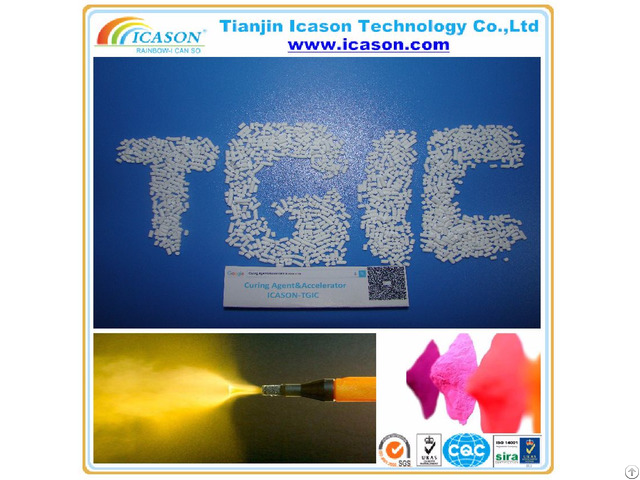Tgic Polyester Curing Agent