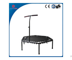 Createfun Fitness Equipment Exercises Trampoline