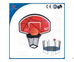 Createfun High Quality Trampoline Basketball Hoop