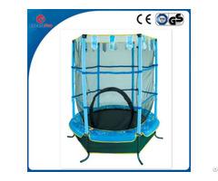 Createfun 4 5ft 55inch Round Bungee Trampoline With Net