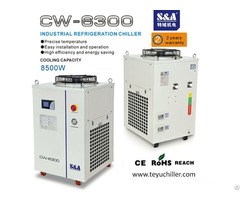 S And A Air Cool Process Chiller For Welding Cell Of Metal Stamping