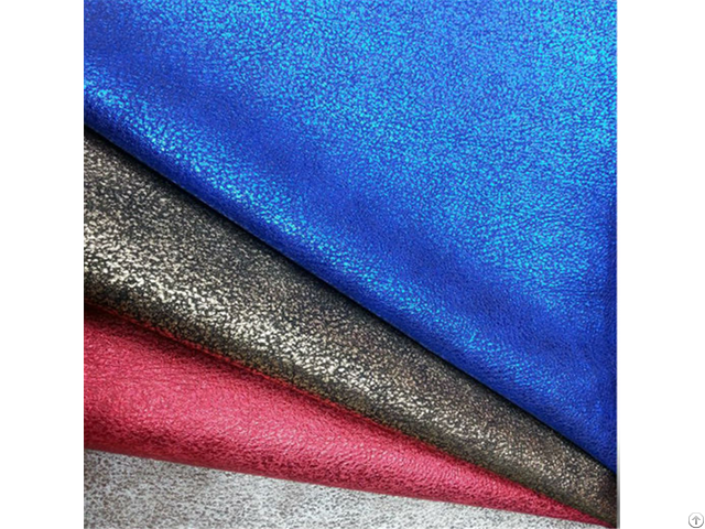 Synthetic Leathers For Shoes Bags Sofas Garments Decoration