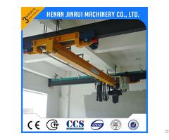 Suspension Type Overhead Crane Lx Model