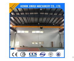 Ld Model 12m Single Beam Eot Crane Made In China